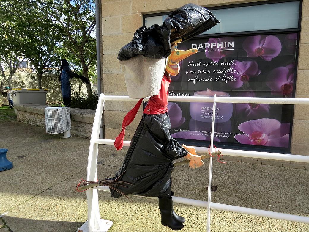 Le festival des épouvantails, du 20 octobre au 3novembre